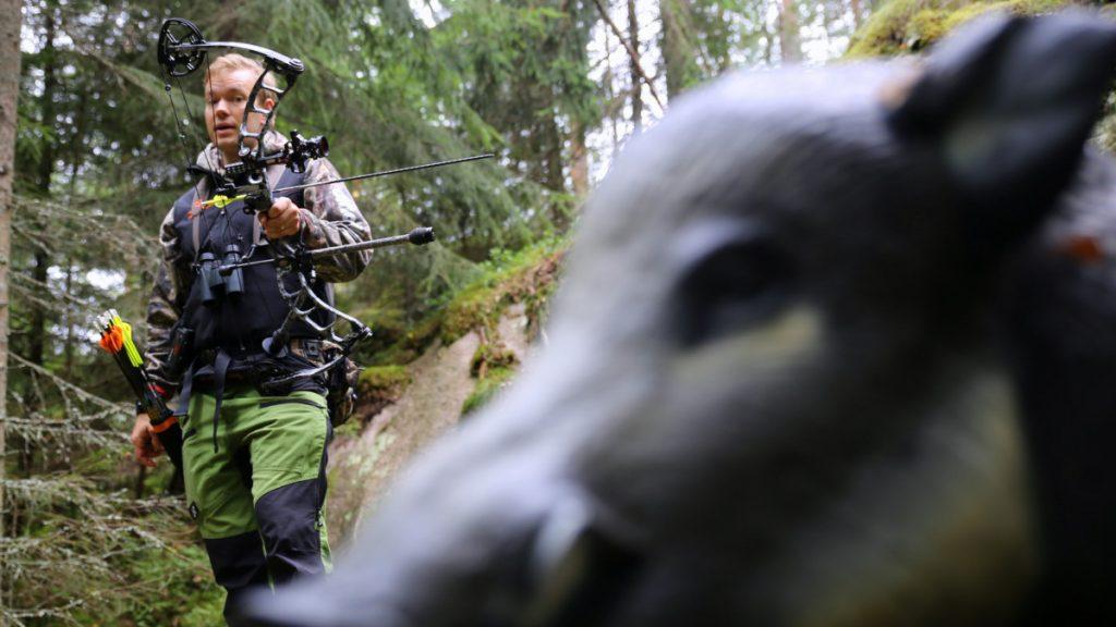 Peuran metsästys